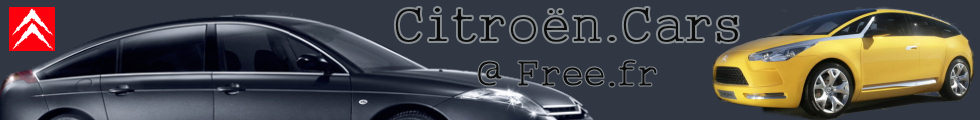 Banner Citroën cars